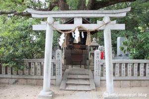 山阪神社(大阪市東住吉区山坂)14