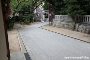 山阪神社(大阪市東住吉区山坂)23