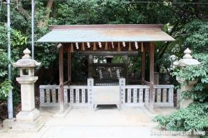 山阪神社(大阪市東住吉区山坂)25