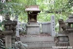 山阪神社(大阪市東住吉区山坂)26