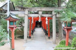 山阪神社(大阪市東住吉区山坂)34