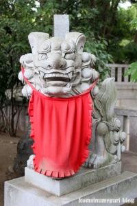 山阪神社(大阪市東住吉区山坂)17