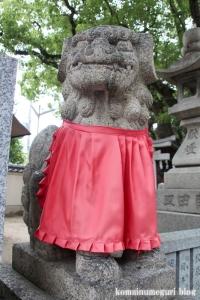 山阪神社(大阪市東住吉区山坂)8