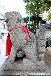 山阪神社(大阪市東住吉区山坂)9