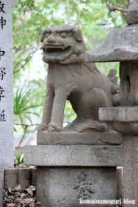 山阪神社(大阪市東住吉区山坂)28