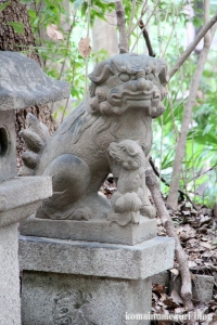 山阪神社(大阪市東住吉区山坂)29