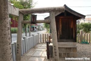 賽の神神社(大阪市東住吉区矢田)9