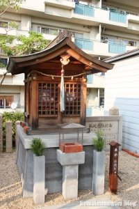 賽の神神社(大阪市東住吉区矢田)6