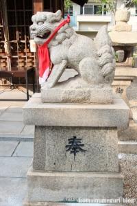 賽の神神社(大阪市東住吉区矢田)13