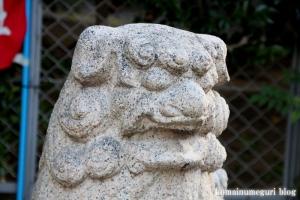 大依羅神社(大阪市東住吉区庭井)12