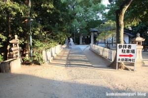 大依羅神社(大阪市東住吉区庭井)27