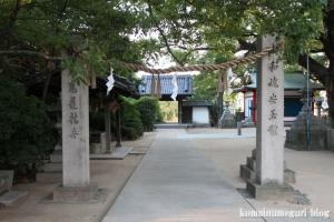 大依羅神社(大阪市東住吉区庭井)38