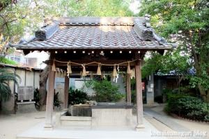 大依羅神社(大阪市東住吉区庭井)46