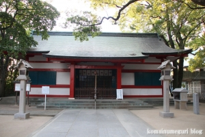 大依羅神社(大阪市東住吉区庭井)50