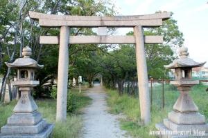 大依羅神社(大阪市東住吉区庭井)57