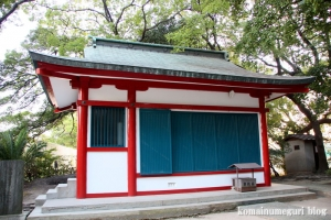 大依羅神社(大阪市東住吉区庭井)59