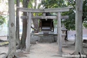 大依羅神社(大阪市東住吉区庭井)61