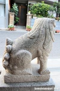 大依羅神社(大阪市東住吉区庭井)6