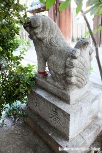 大依羅神社(大阪市東住吉区庭井)20