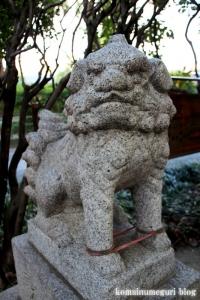大依羅神社(大阪市東住吉区庭井)22