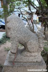 大依羅神社(大阪市東住吉区庭井)23