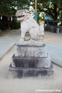 大依羅神社(大阪市東住吉区庭井)28