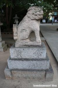 大依羅神社(大阪市東住吉区庭井)32