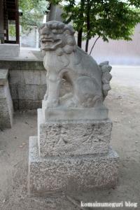 大依羅神社(大阪市東住吉区庭井)64