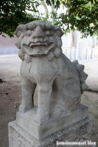 大依羅神社(大阪市東住吉区庭井)65