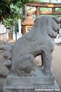 大依羅神社(大阪市東住吉区庭井)66