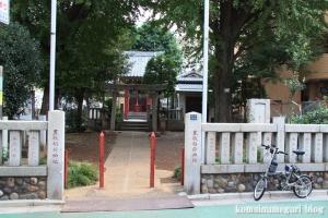 豊敬稲荷神社(板橋区弥生町)1
