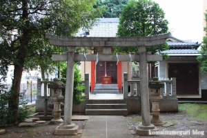 豊敬稲荷神社(板橋区弥生町)3