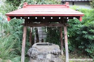 轡神社(板橋区仲町)3
