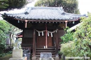 轡神社(板橋区仲町)4