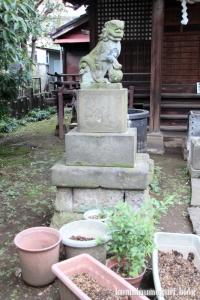 轡神社(板橋区仲町)10