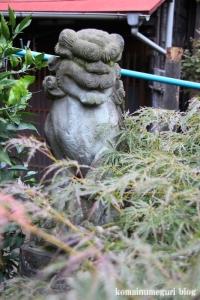 轡神社(板橋区仲町)7