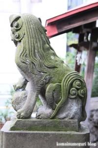 轡神社(板橋区仲町)12
