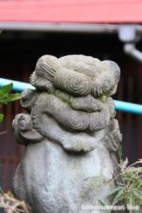轡神社(板橋区仲町)14