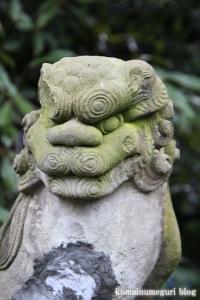 轡神社(板橋区仲町)15