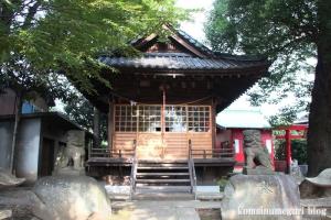 蓮沼氷川神社(板橋区蓮沼町)5