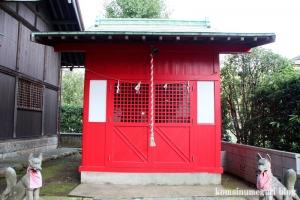 蓮沼氷川神社(板橋区蓮沼町)11