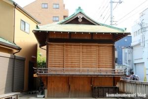 蓮沼氷川神社(板橋区蓮沼町)12