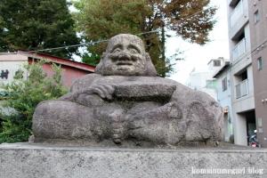 蓮沼氷川神社(板橋区蓮沼町)27