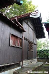 蓮沼氷川神社(板橋区蓮沼町)7