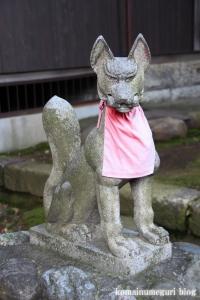 蓮沼氷川神社(板橋区蓮沼町)10