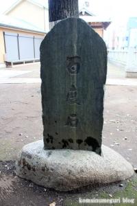 蓮沼氷川神社(板橋区蓮沼町)25