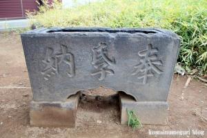 前野熊野神社・西熊野(板橋区前野町)5