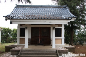 前野熊野神社・西熊野(板橋区前野町)6