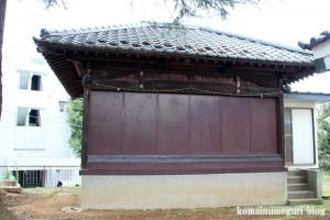 前野熊野神社・西熊野(板橋区前野町)9