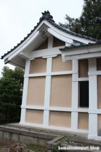 前野熊野神社・西熊野(板橋区前野町)8